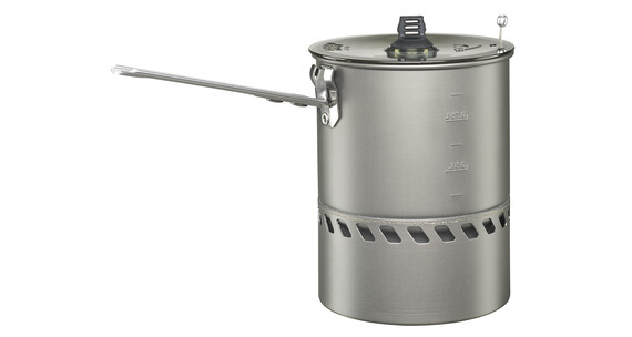 MSR Reactor kookpot 1.0l grijs